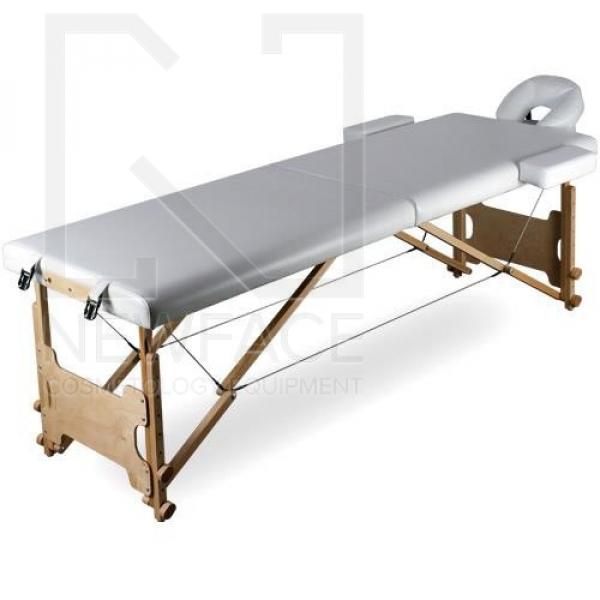 Stół Do Masażu Przenośny Składany Professional #1