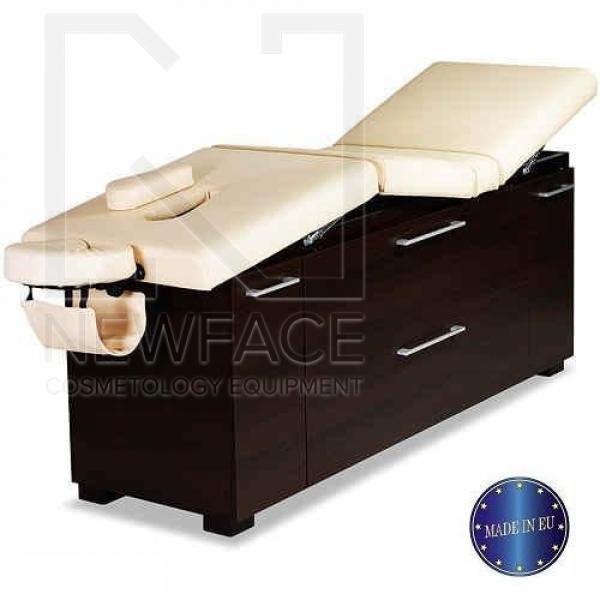 Leżanka Kosmetyczna Do Masażu Spa Optima 3 Venge #1