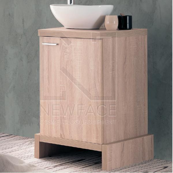 Szafka kosmetyczna ET-NO H2O 45 z umywalką #1