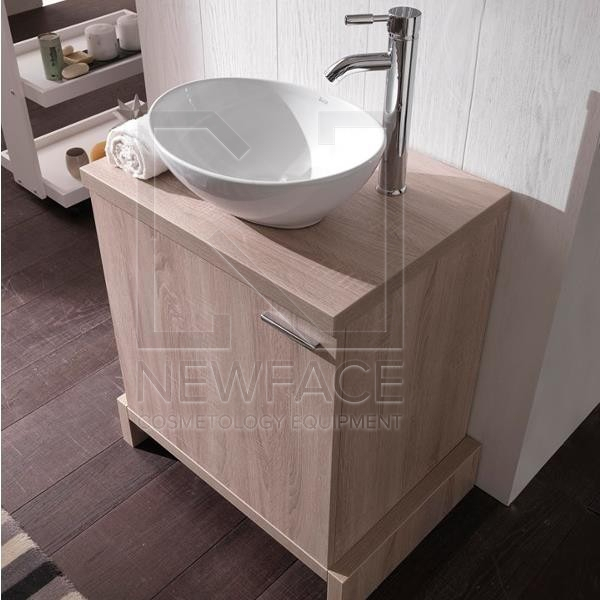Szafka kosmetyczna ET-NO H2O 60 z umywalką #1