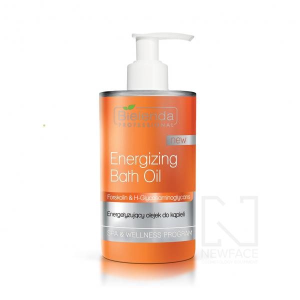 Energetyzujący olejek do kąpieli, 300 ml #1