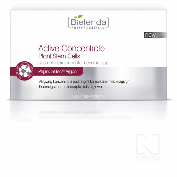 Bielenda Aktywny koncentrat z roślinnymi komórkami macierzystymi, 10 x 3ml #1