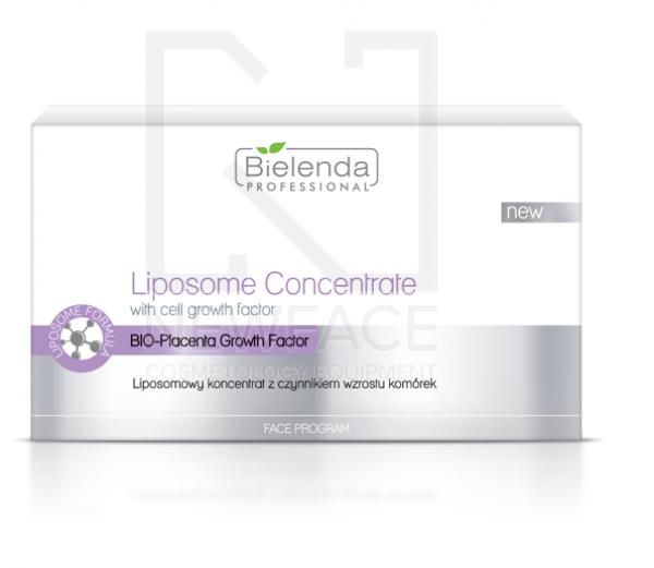 Bielenda Liposomowy koncentrat z czynnikiem wzrostu komórek, 10 x 3 ml #1