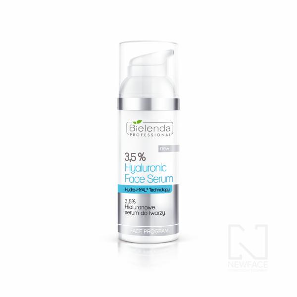 Bielenda Hialuronowe serum do twarzy 3,5%, 50g #1
