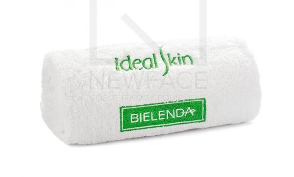 Bielenda Ręcznik frotte z logo 70 x 140 – biały #1