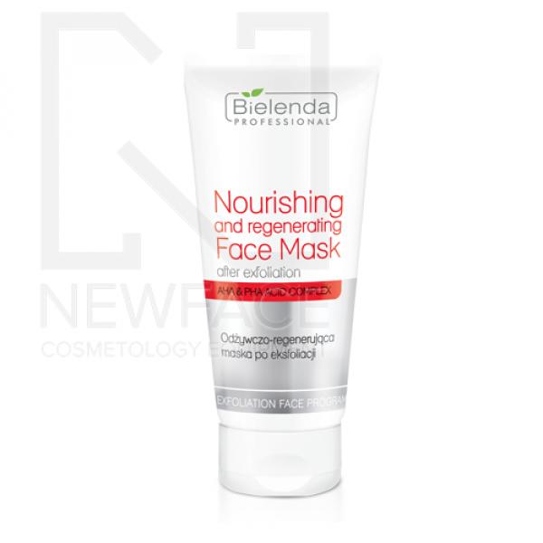 Bielenda Odżywczo – regenerująca maska po eksfoliacji, 175 ml #1