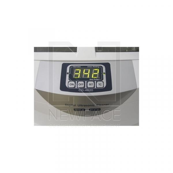 Myjka Ultradźwiękowa CD4820 2,5 l #3