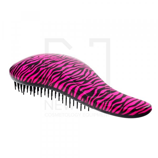 Szczotka Detangler Long Pink Zebra #1