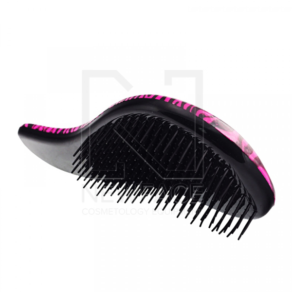 Szczotka Detangler Long Pink Zebra #2