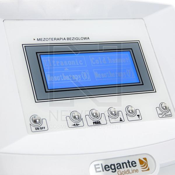 Urządzenie Elegante Goldline Mezoterapia #3