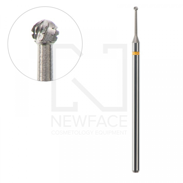 Frez Stalowa Kulka 1,2/1,2mm Acurata #1