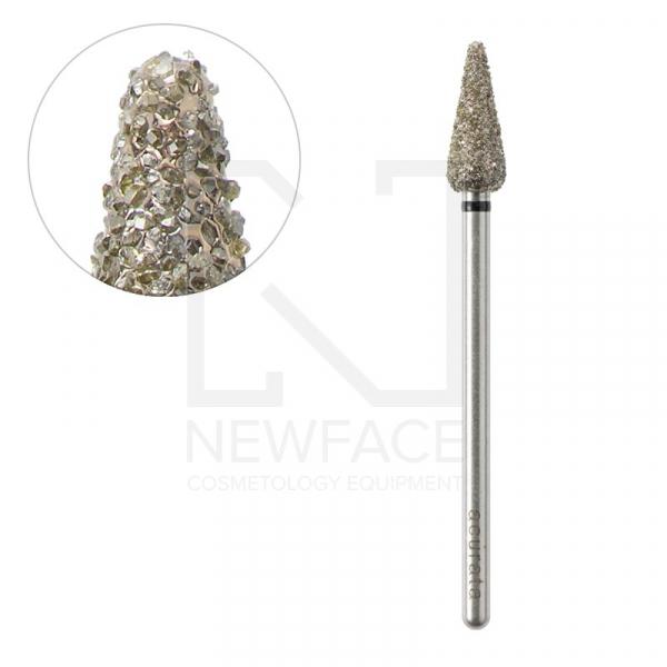 Frez Diamentowy Stożek 6,0/12,0mm Acurata #1