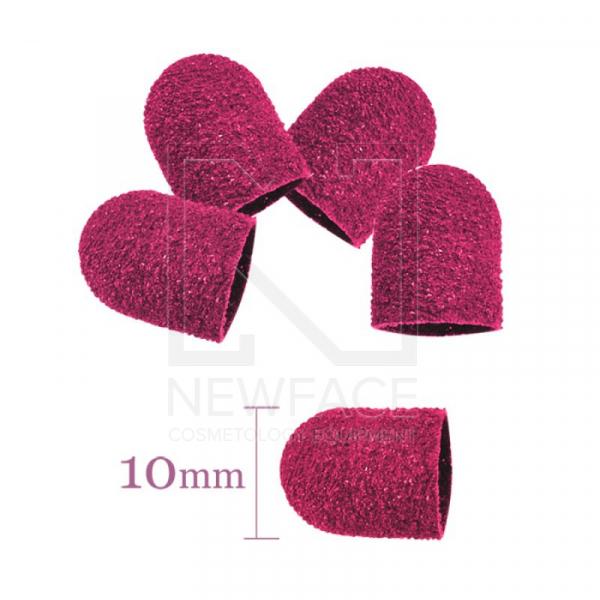 Kapturek Ścierny A 10mm/60 100 Szt. Różowy #1