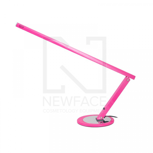 Lampa Na Biurko Slim 20W Różowa #1