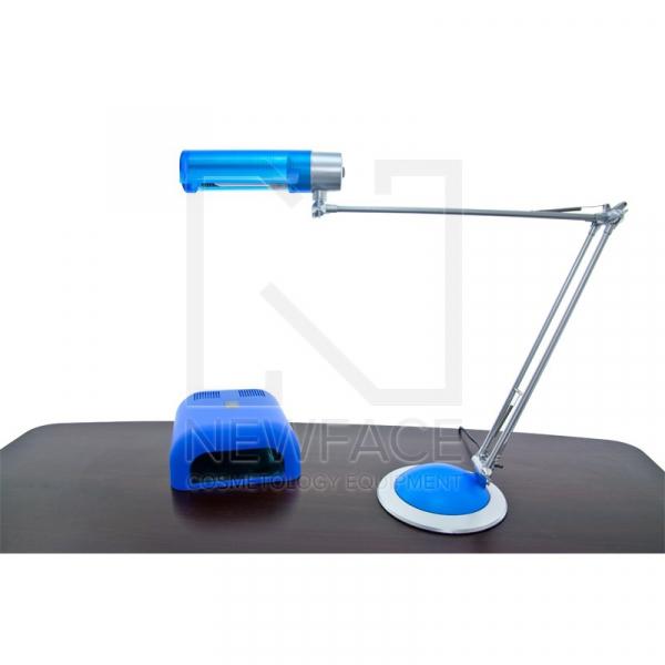 Lampa Na Biurko Eco Blue #1