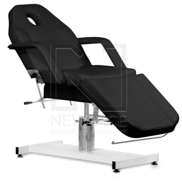 Fotel Kosmetyczny Hydrauliczny A 210 Czarny #4