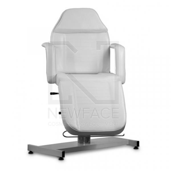 Fotel Kosmetyczny Hydrauliczny A 210 Biały #4