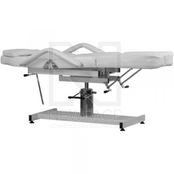 Fotel Do Pedicure Hydrauliczny A 210C Biały #2