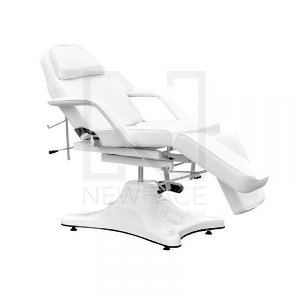 Fotel Do Pedicure Hydrauliczny A 234C Biały #1