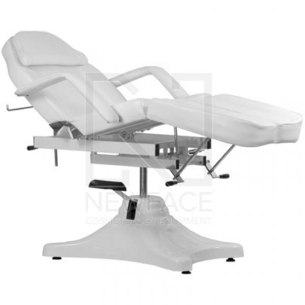 Fotel Do Pedicure Hydrauliczny A 234C Biały #5