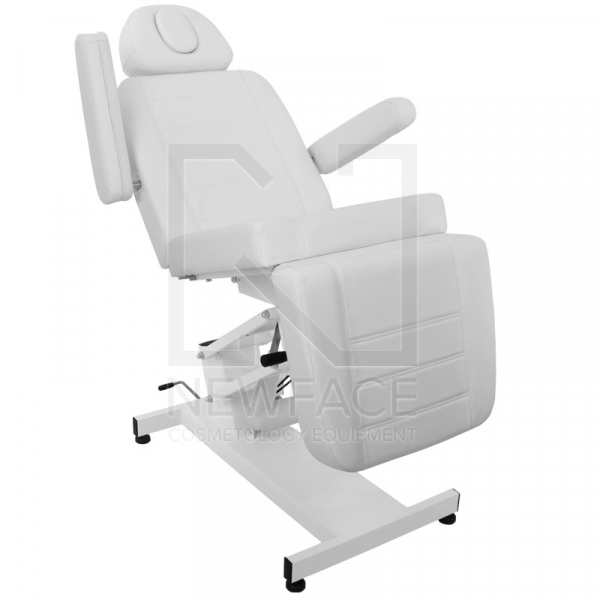 Fotel Kosmetyczny elektryczny Azzurro 705 Biały #5