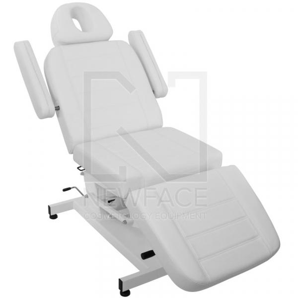 Fotel Kosmetyczny elektryczny Azzurro 705 Biały #7