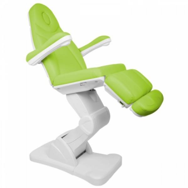 Fotel Kosmetyczny Elektr. 5544 Zielony #4