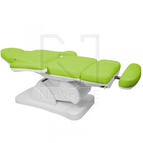 Fotel Kosmetyczny Elektr. 5544 Zielony #5
