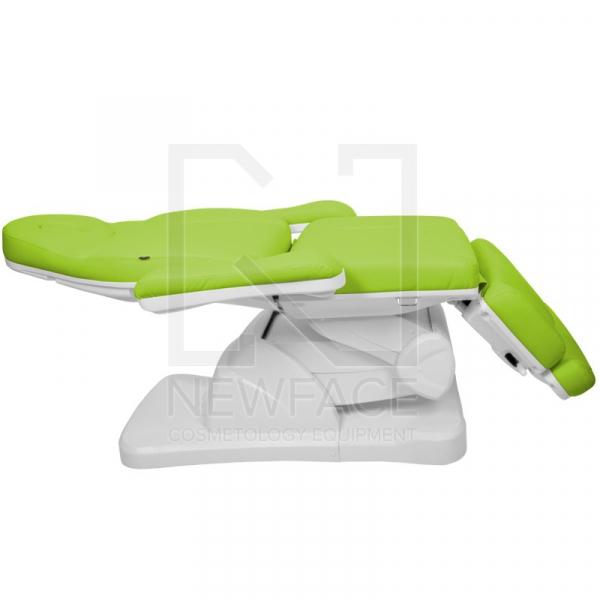 Fotel Kosmetyczny Elektr. 5544 Zielony #9