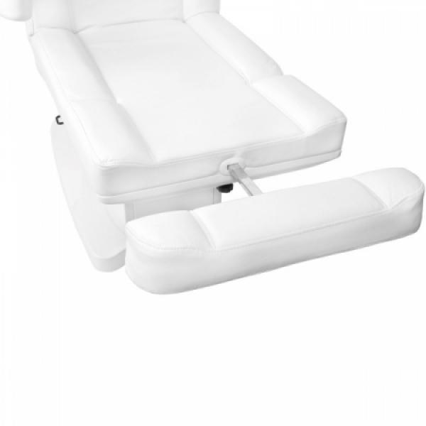 Fotel Kosmetyczny Elektr. Azzurro 708a 4 Siln. Biały #5