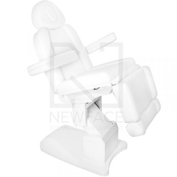 Fotel Kosmetyczny Elektr. Azzurro 708a 4 Siln. Biały #10