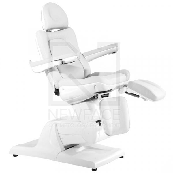 Fotel do pedicure Elektryczny Azzurro 870S Biały #1