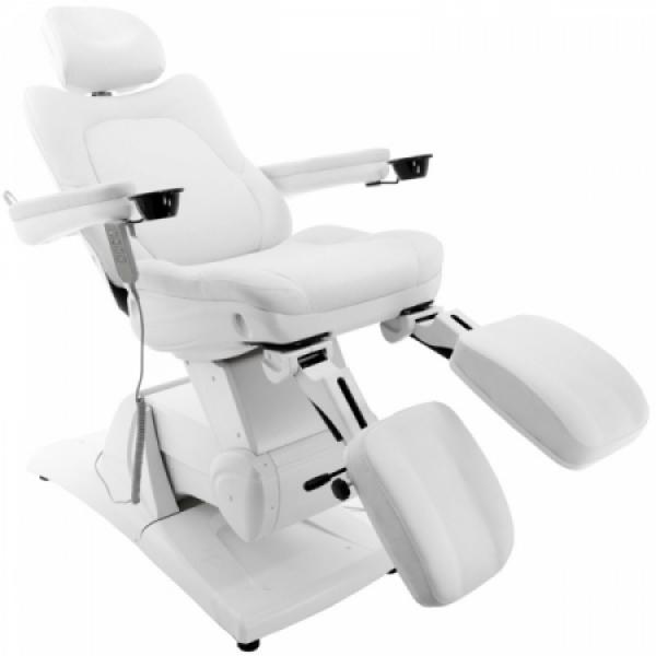Fotel do pedicure Elektryczny Azzurro 870S Biały #5