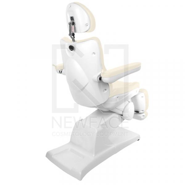 Fotel Kosmetyczny Elektr. Azzurro 870 3 Siln. Latte #4