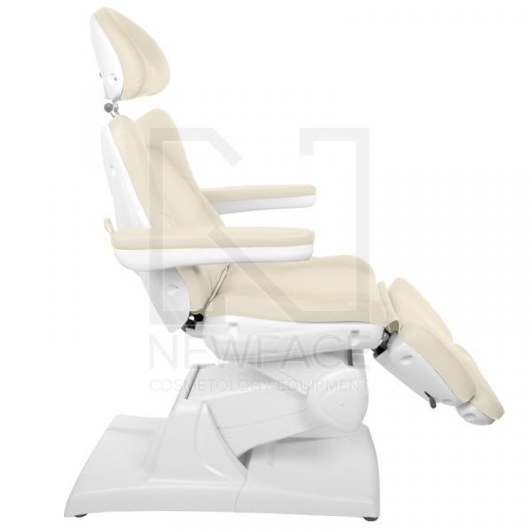Fotel Kosmetyczny Elektr. Azzurro 870 3 Siln. Latte #8