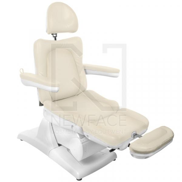 Fotel Kosmetyczny Elektr. Azzurro 870 3 Siln. Latte #9