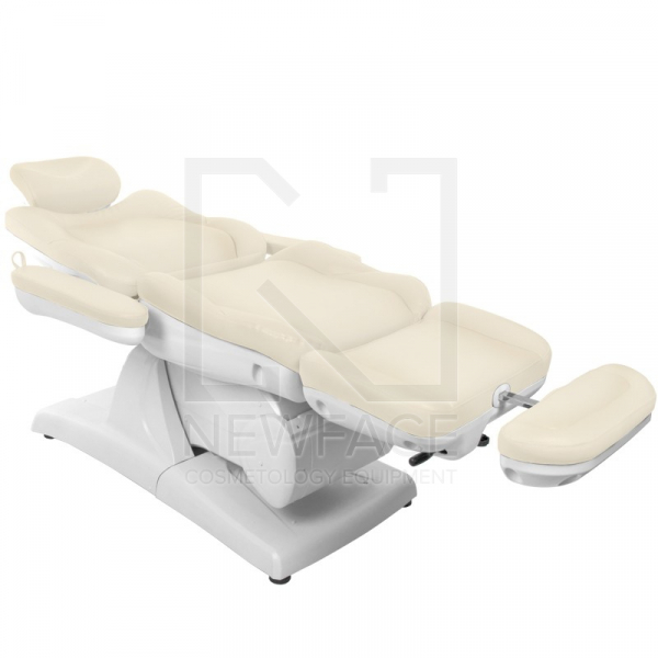 Fotel Kosmetyczny Elektr. Azzurro 870 3 Siln. Latte #10