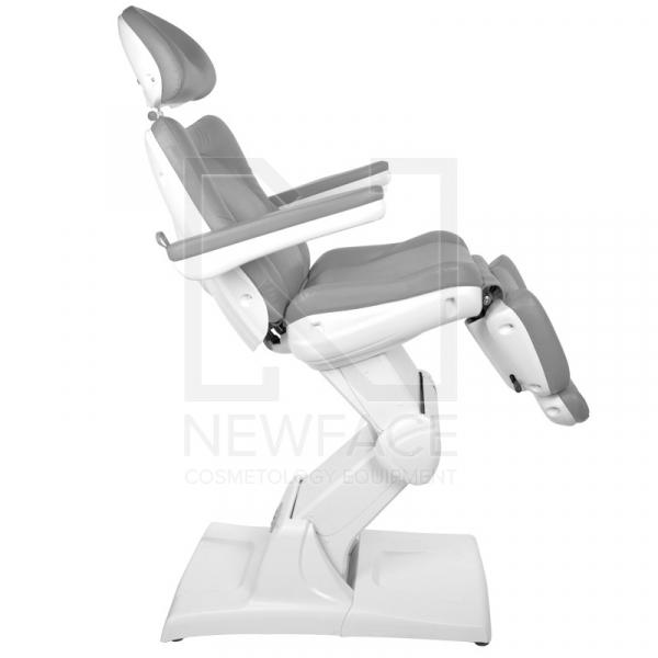Fotel Kosmetyczny Elektryczny Azzurro 870 Szary #2