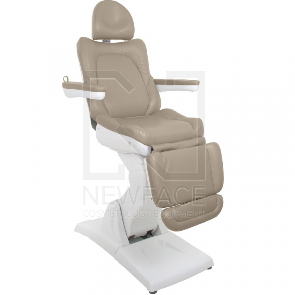 Fotel Kosmetyczny Elektryczny Azzurro 870 Cappuccino #7