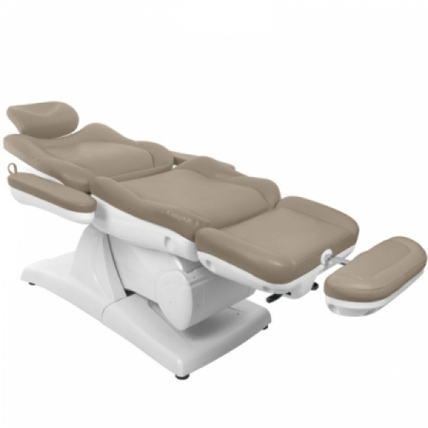 Fotel Kosmetyczny Elektryczny Azzurro 870 Cappuccino #10