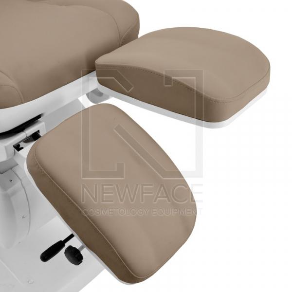 Fotel Do Pedicure Elektryczny Azzurro 870S - Cappuccino #6