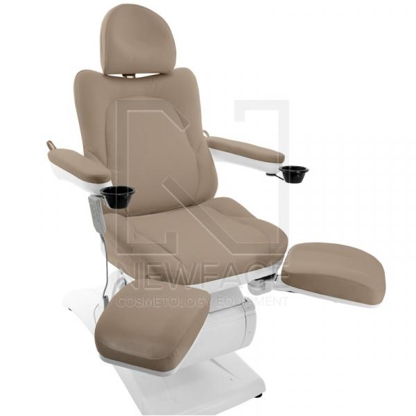 Fotel Do Pedicure Elektryczny Azzurro 870S - Cappuccino #7