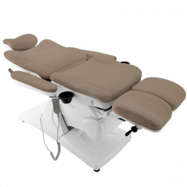 Fotel Do Pedicure Elektryczny Azzurro 870S - Cappuccino #8