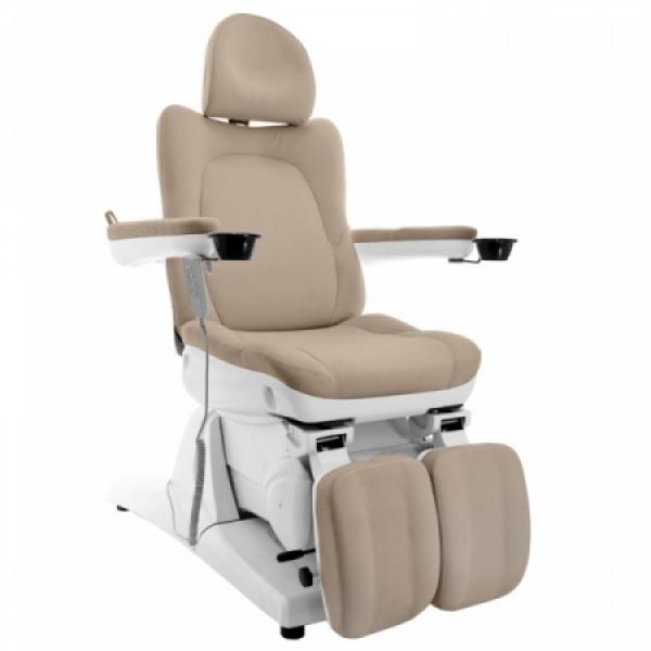 Fotel Do Pedicure Elektryczny Azzurro 870S - Cappuccino #11