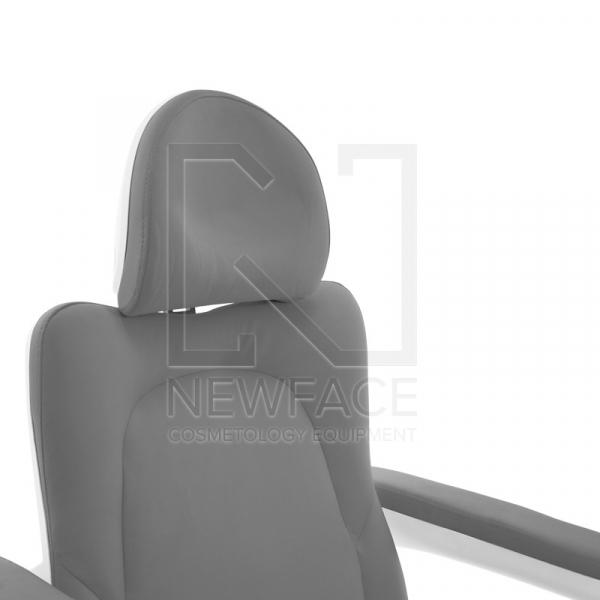 Fotel Do Pedicure Elektryczny Azzurro 870S - Szary #1