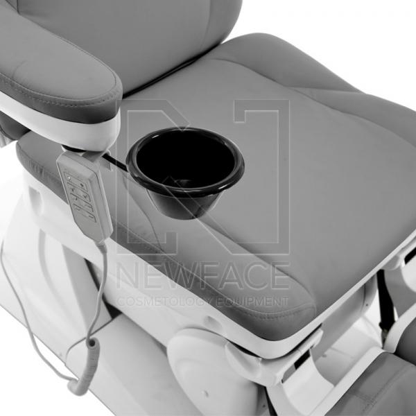 Fotel Do Pedicure Elektryczny Azzurro 870S - Szary #3