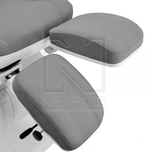Fotel Do Pedicure Elektryczny Azzurro 870S - Szary #4