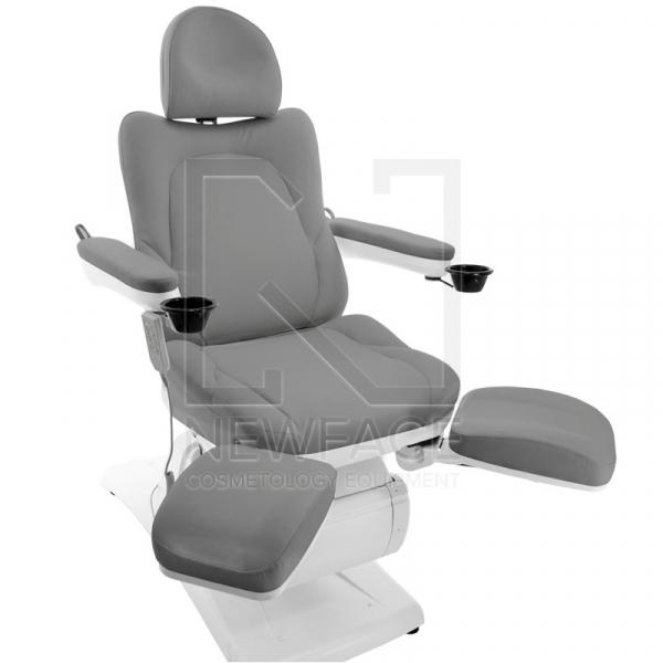 Fotel Do Pedicure Elektryczny Azzurro 870S - Szary #5