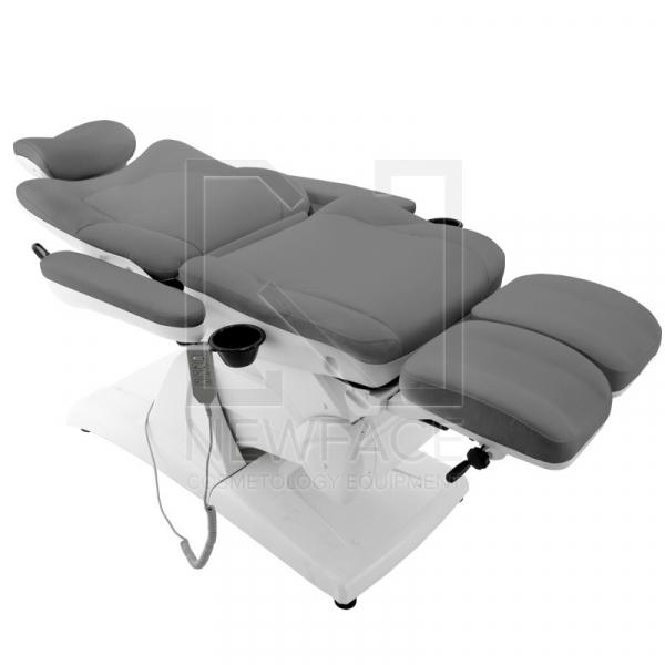 Fotel Do Pedicure Elektryczny Azzurro 870S - Szary #7