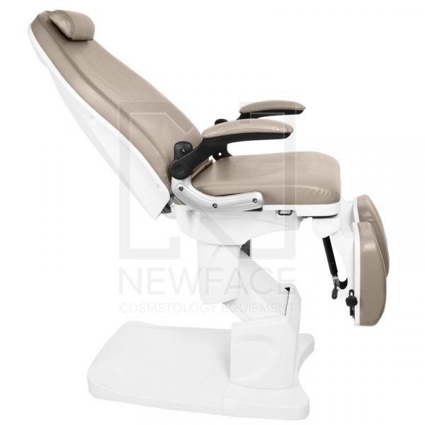 Fotel Podologiczny Elektryczny Azzurro 709A Cappuccino #6